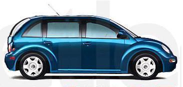 2008 VW Scarab
