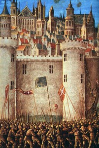 The Siege of Antioch, the First Christian City.